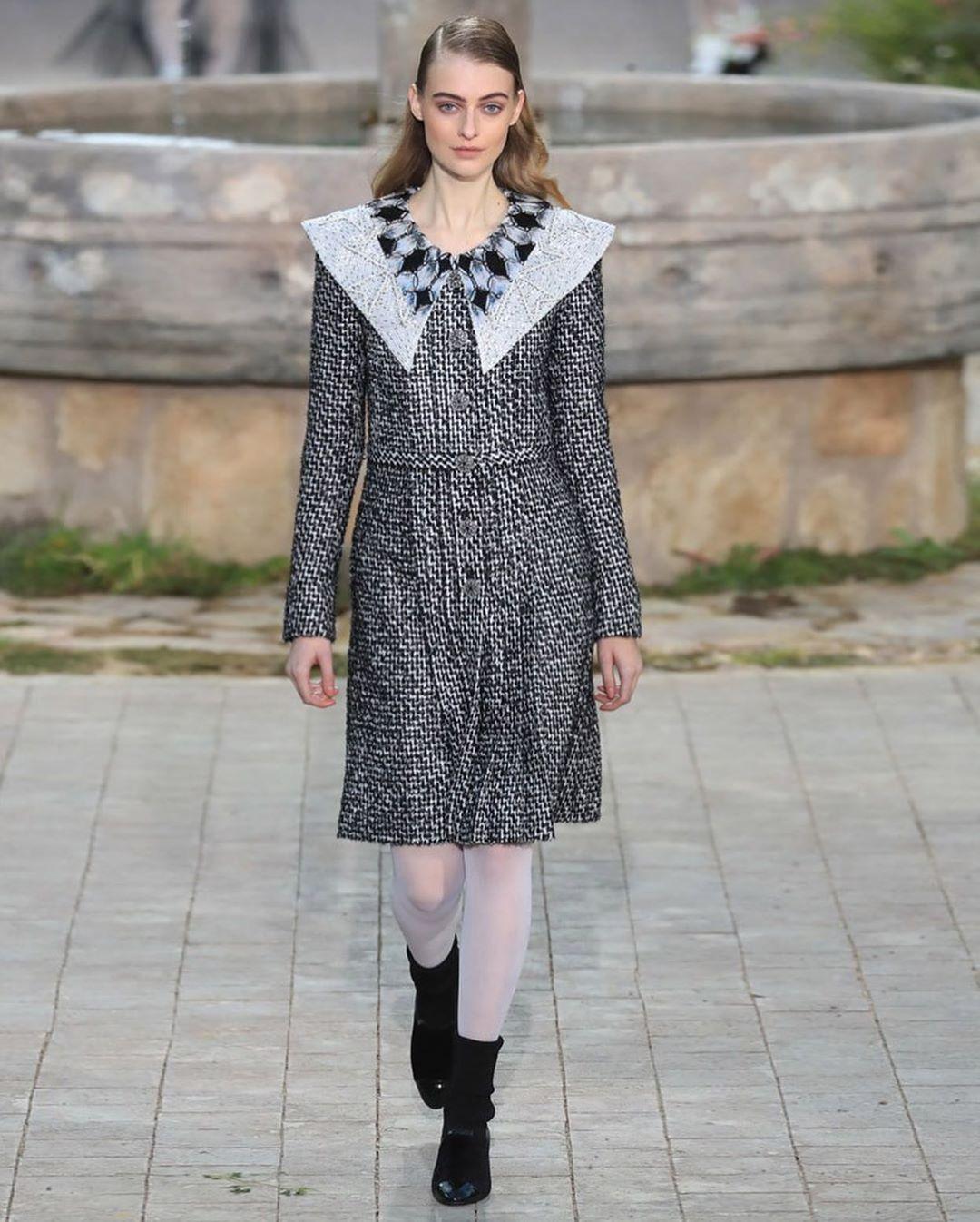 Chanel Alta Costura Primavera e Verão 2020 no Gran Palais