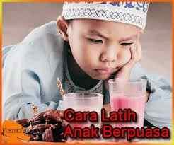 Special Ramadhan: Mengajarkan Anak untuk Berpuasa