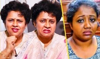 Lakshmy Ramakrishnan Angry Over Abirami   Interview