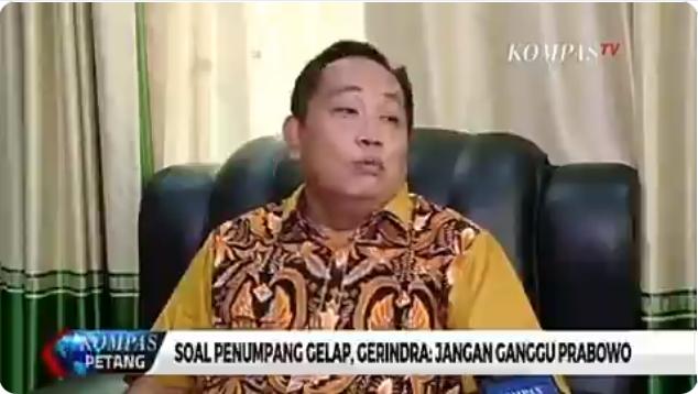 HTI 'PENUMPANG GELAP' Arief Poyuono