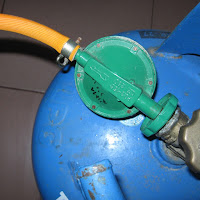 lpg regulator and hose