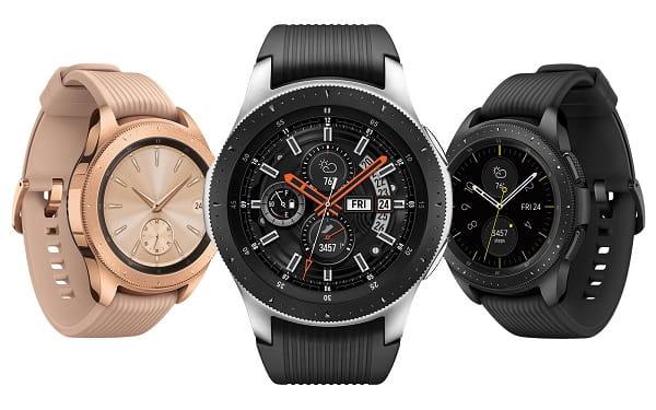 تسريب معلومات عن Galaxy Watch