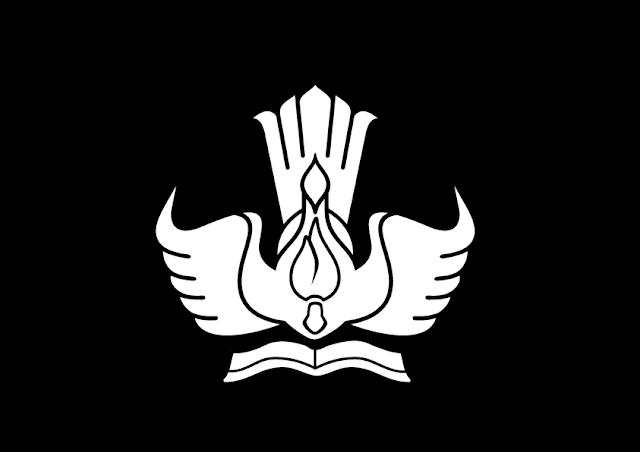 Logo Tut Wuri Handayani Warna Hitam Putih File PNG