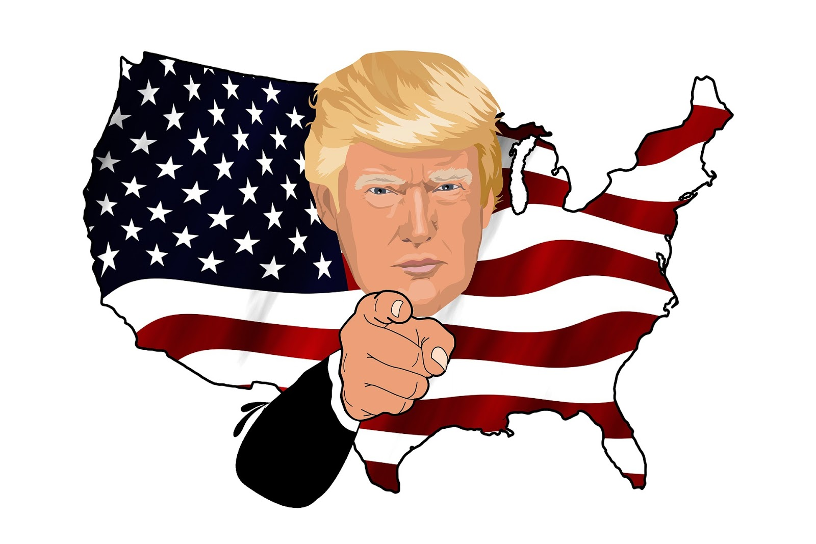Now take part in the referendum to isolate US President Donald Trump