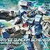 HGBD 1/144 Seravee Gundam Scheherazade - Release Info