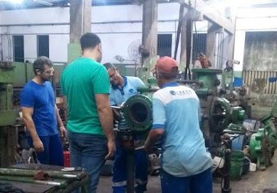 Mato Grande: Caern retoma abastecimento d'água de João Câmara e ...