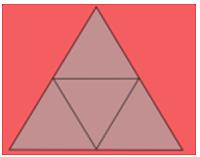 hitunglah jumlah segitiga pada gambar