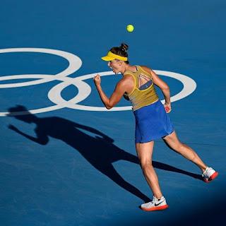 Belinda Bencic wins Olympic Tennis Gold 2021