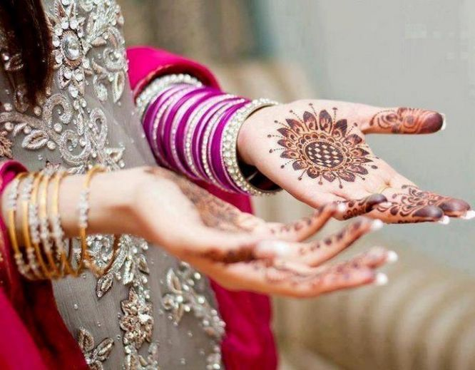 51 Simple Eid Mehndi Designs Images Latest Easy Eid Henna Designs