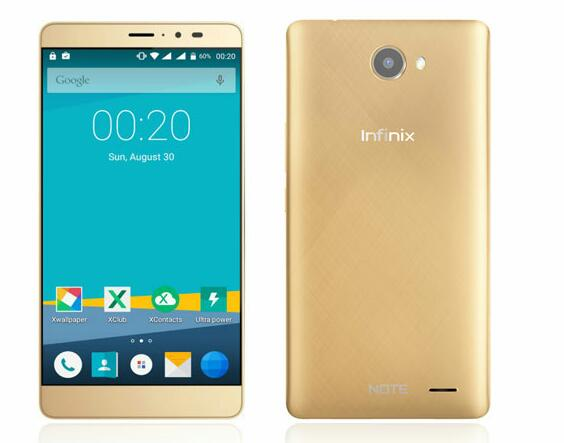 XUI AND XOS STOCK ROM FOR INFINIX NOTE 2 X600 [ROM]