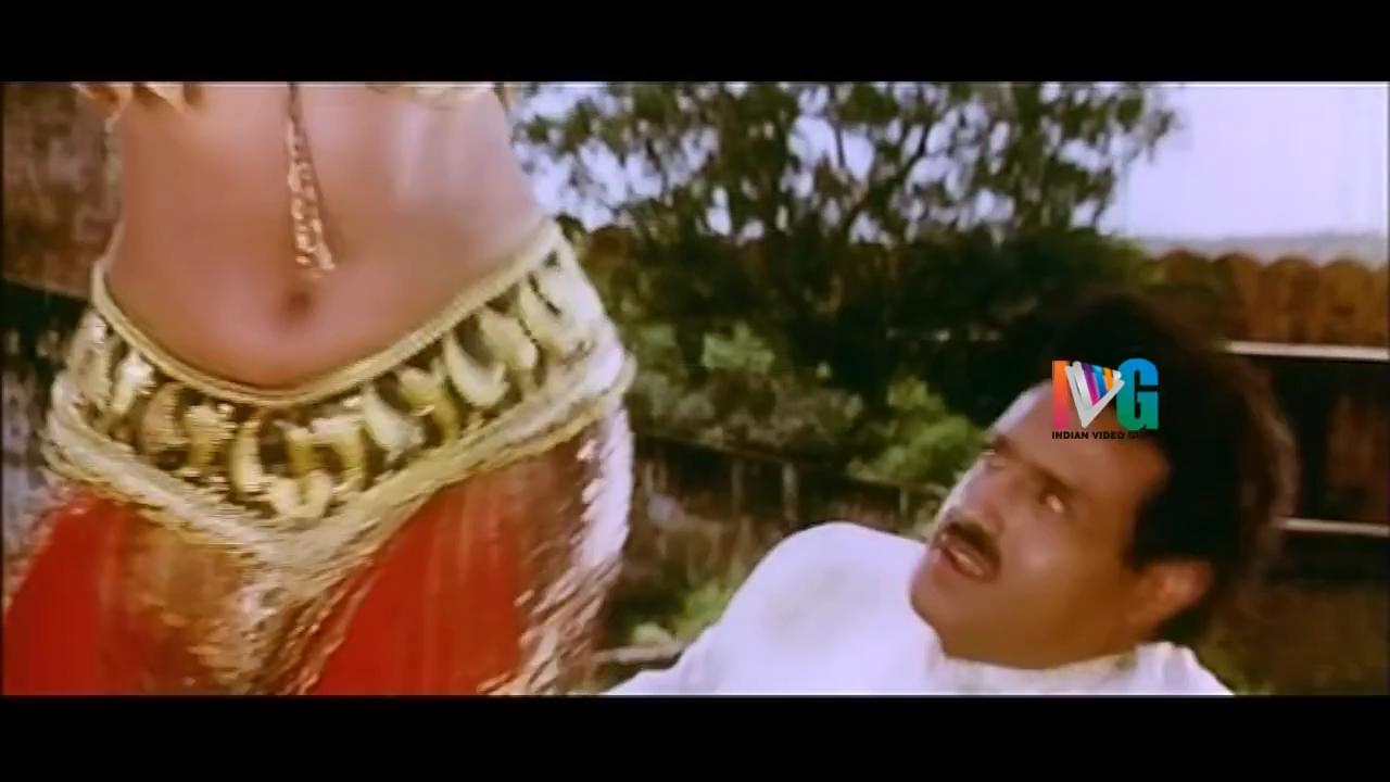 Indian Hot Actress Ramya Krishna Spicy Hot Sexy Navel Scene-4692
