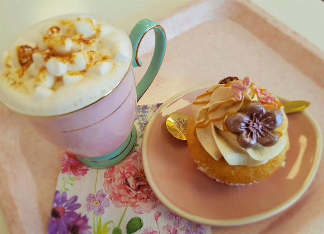 latte macchiato et muffin charleroi
