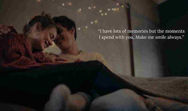 cute romantic couple love captions