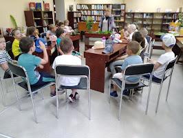 Вікторина-сюрприз «Кожна рослина – це диво» активное участие школьный лагерь Дружба СШ №5  бібліотека-філія №4 М.Дніпро