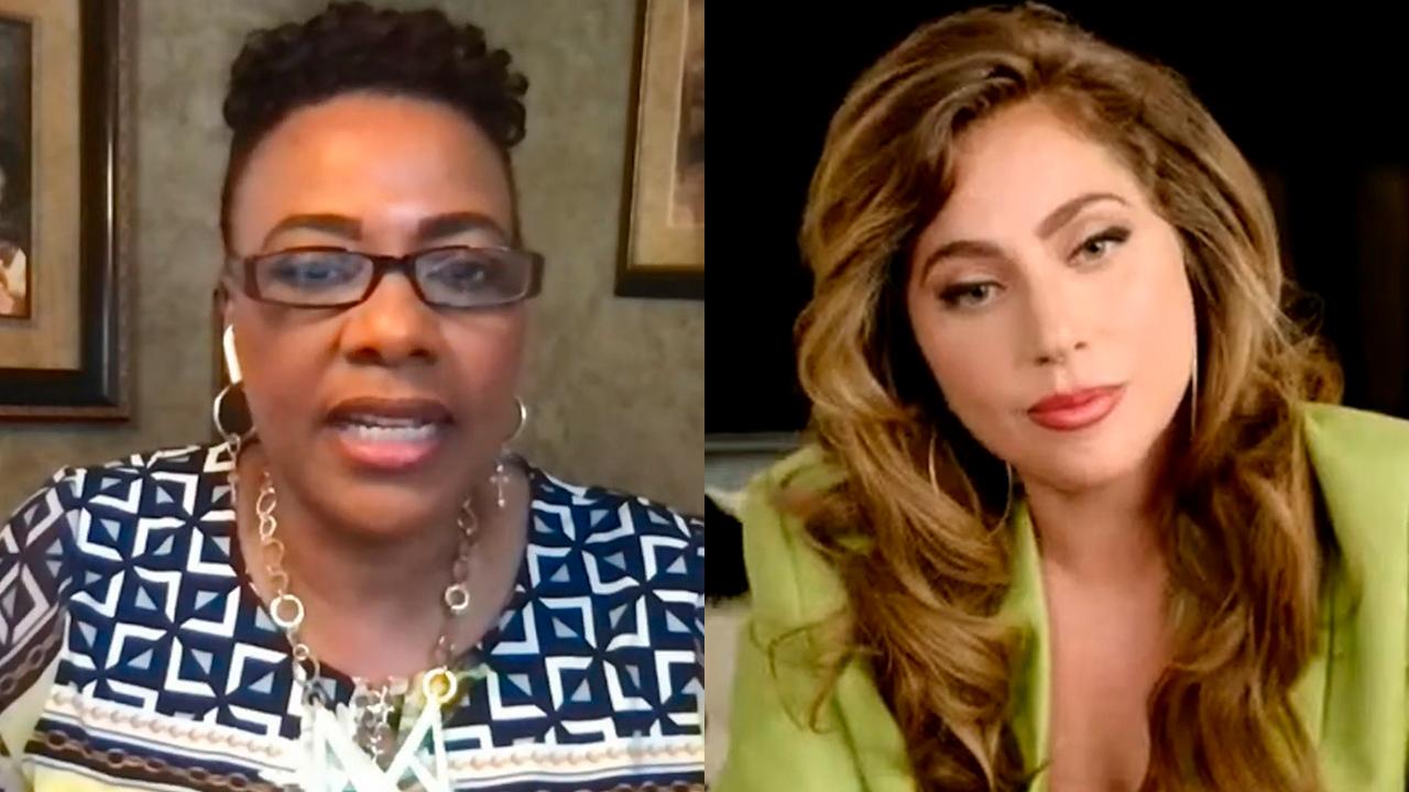 SUBTITULADO: Conversación entre la Dra. Bernice King y Lady Gaga en la experiencia virtual The Power of Unlearning
