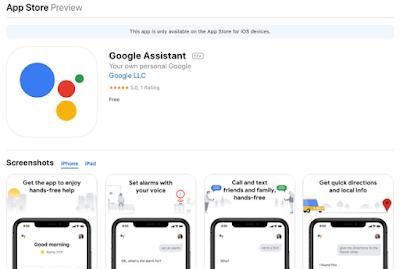 """Người dùng iPhone tại Việt Nam đã có thể tải về Google Assistant """"chính chủ"""""""