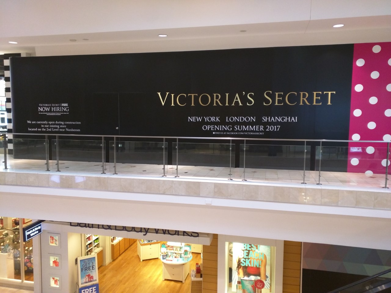f3e1bb16c6b Robert Dyer   Bethesda Row  Victoria s Secret to move upstairs at ...
