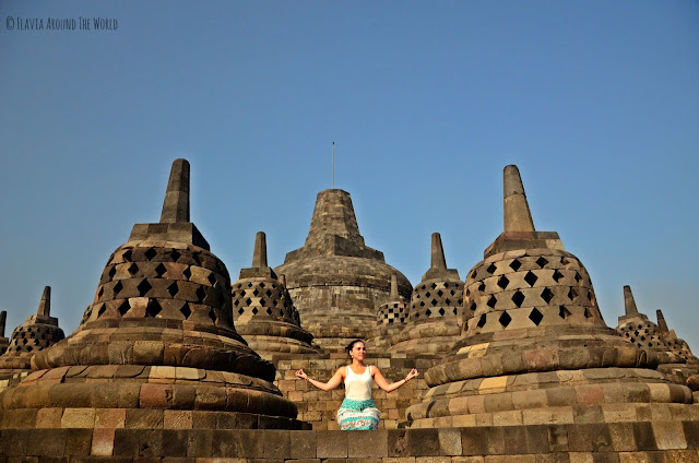 En Borobudur