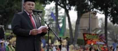 Plt.Nanang Ermanto, Dalam Memperingati Hari Sumpah Pemuda ke 90