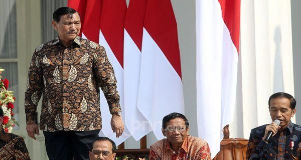 KAMI se-Jawa Desak Jokowi Pecat Luhut: Sangat Tidak Pantas Jadi Koordinator PPKM
