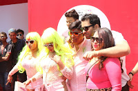 Bollywood and TV Show Celebs Playing Holi 2017   Zoom Holi 2017 Celetion 13 MARCH 2017 024.JPG
