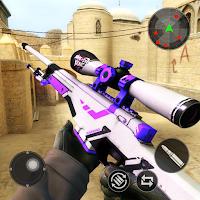 Counter Terrorist: Critical Strike CS Shooter 3D Mod Apk