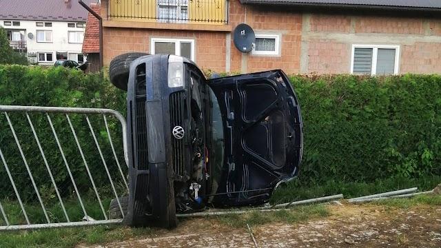 Wypadek w Cieszynie