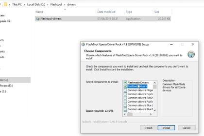 Tutorial Flash Sony Xperia XZ (F8331) Work