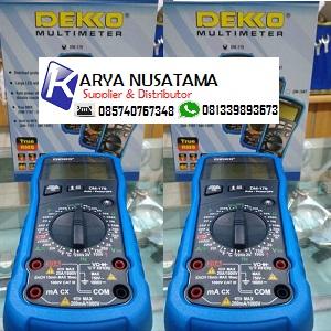 Jual Avometer Dekko DM 179 Multimeter AC DC di Surabaya