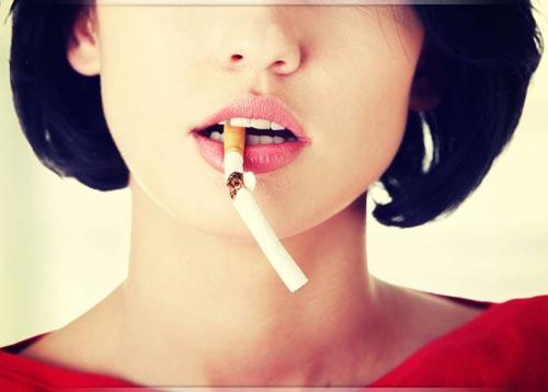 تخلص من آثار التدخين