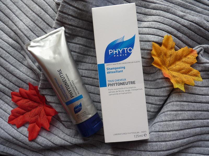 PHYTO PHYTONEUTRE - Szampon głęboko oczyszczający do każdego rodzaju włosów
