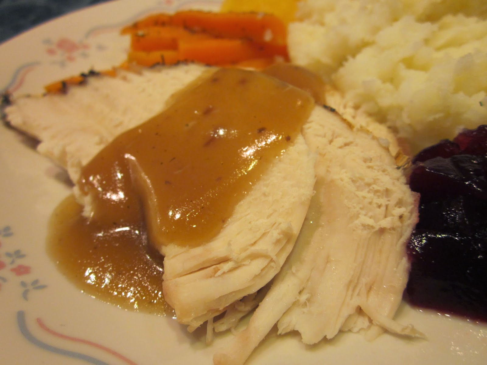 how to make gravy with flour and water without drippings
