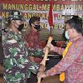 Wujud Sinergitas Pemkot Denpasar dan TNI