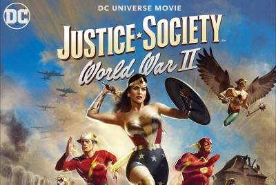Justice Society World War II 2021 Full Movies Free Download HD 480p