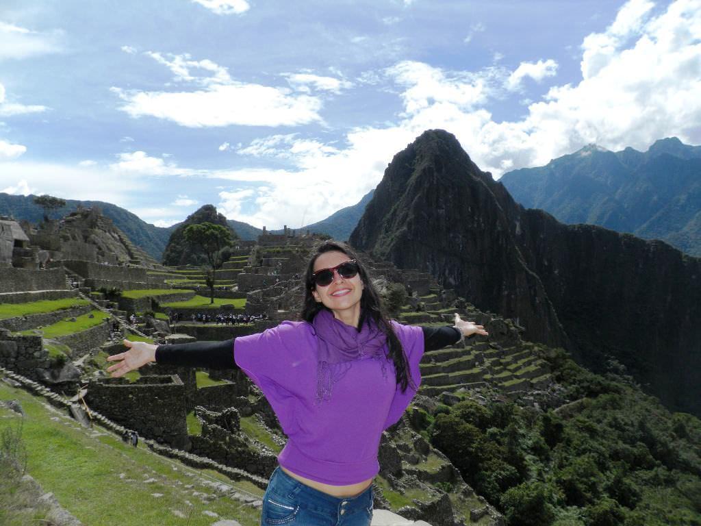 Machu Picchu Sete Maravilhas do Mundo