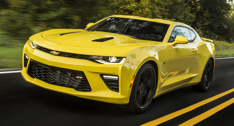 2016 chevrolet camaro 1le may debut at chicago auto show. Black Bedroom Furniture Sets. Home Design Ideas