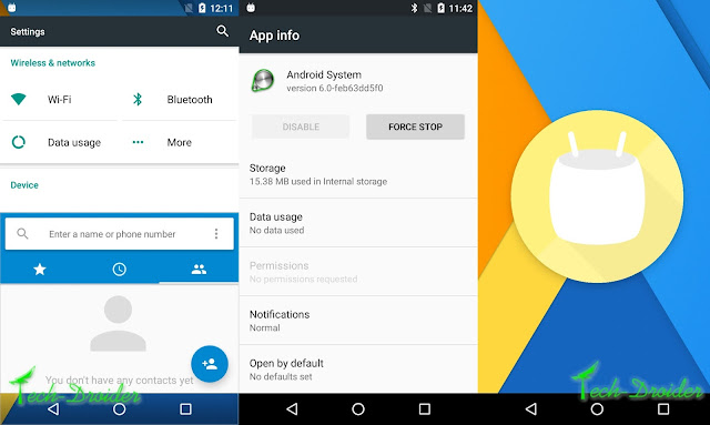 Here are First Snapshots / Screenshots of Cyanogenmod 13