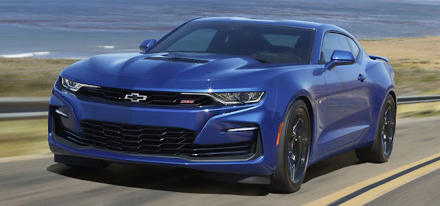 Chevrolet, Chevrolet Camaro, New Cars, Top 4