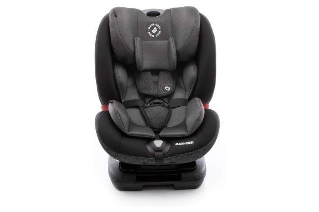 Cadeira para auto Jasper 0 a 36kg com Isofix Nomad Black Maxi-Cosi