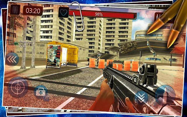 Battlefield Frontline 2 v5.1.2 Apk Mod [Dinero]