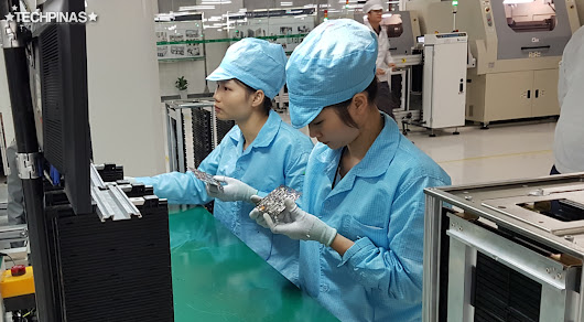 OPPO Factory Tour in Shenzhen, China : What I Learned About OPPO's Manufacturing Process