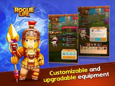 Rogue Life: Squad Goals Apk Mod (MAX ATK/HP/DEF)