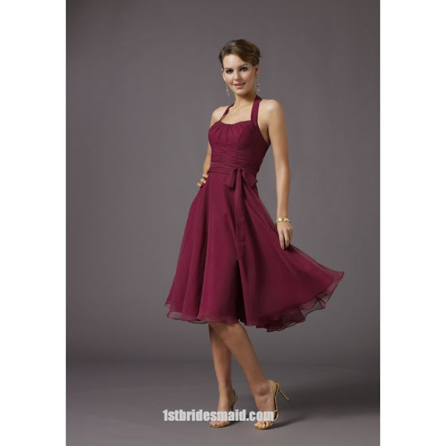 Purples bridesmaid dresses