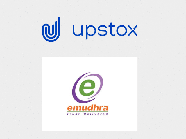 How to open upstox demat account online if aadhar and mobile is not linked