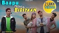 Baapu Peenda Bidiyaan Song mp3 Download - Rajat Patial