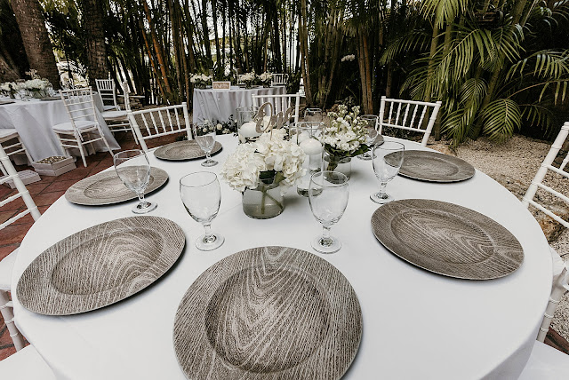 Set up of Reception table The Manor on St Lucie Crescent Wedding captured by Stuart Wedding Photographer Heather Houghton Photography