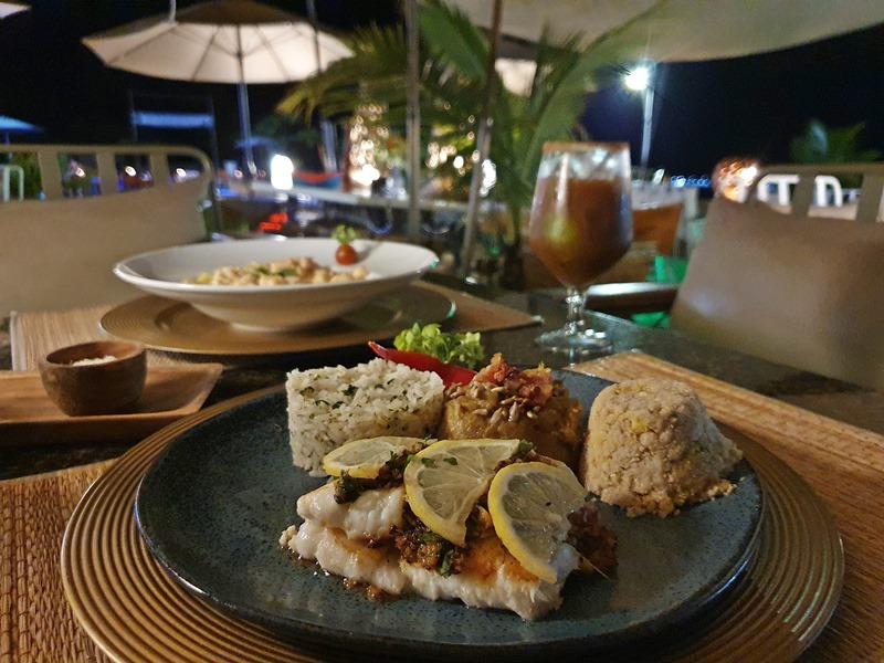 Restaurantes em Paraty vista mar