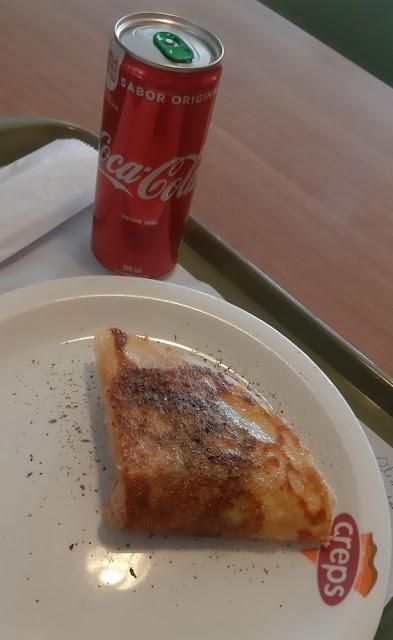 Onde comer em Campinas - Creps Cambuí