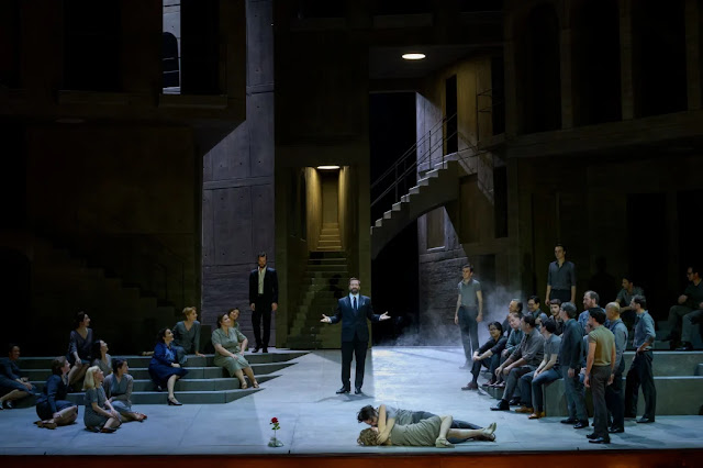 Mozart: Don Giovanni - Paris Opera (Photo Charles Duprat / OnP)