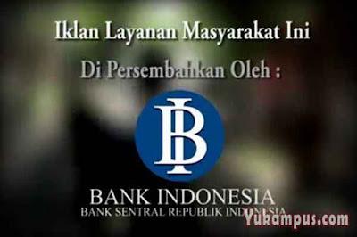 iklan bank indonesia